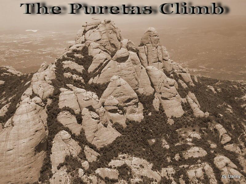 The Puretas Climb
