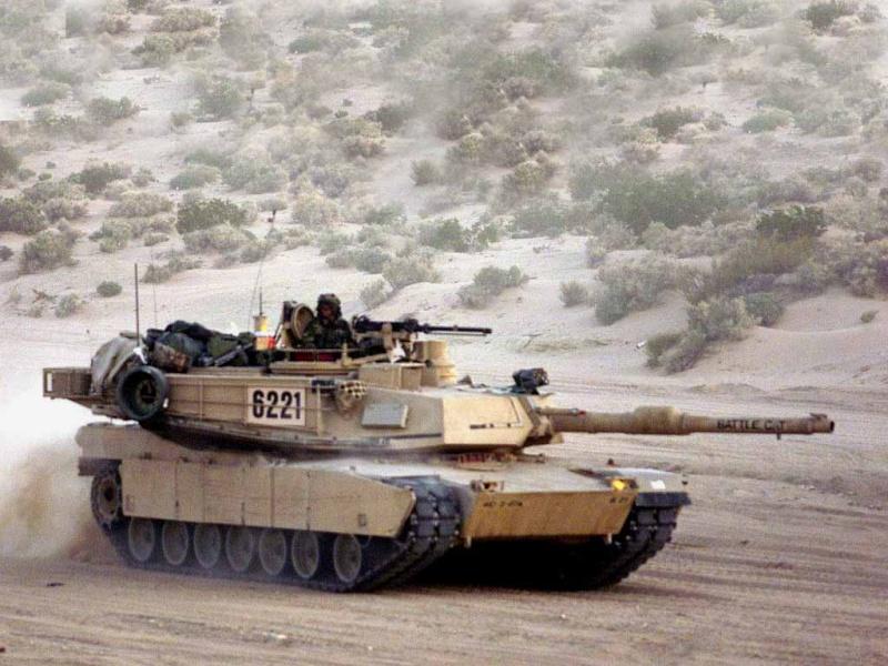 66. M1 ABRAMS AT WAR (2005) NEW THE AT WAR SERIES Zenith Press