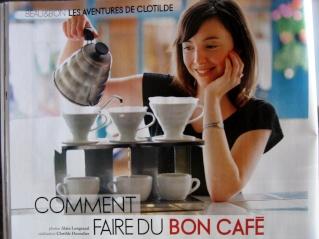 Comment faire du bon caf sur magazine elle table - Comment faire bruler du marc de cafe ...