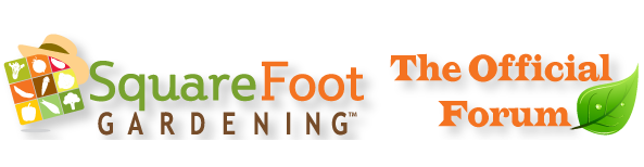 Square Foot Gardening Forum