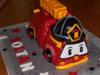 Robocar poli stephyann3 - Robocar poli pompier ...