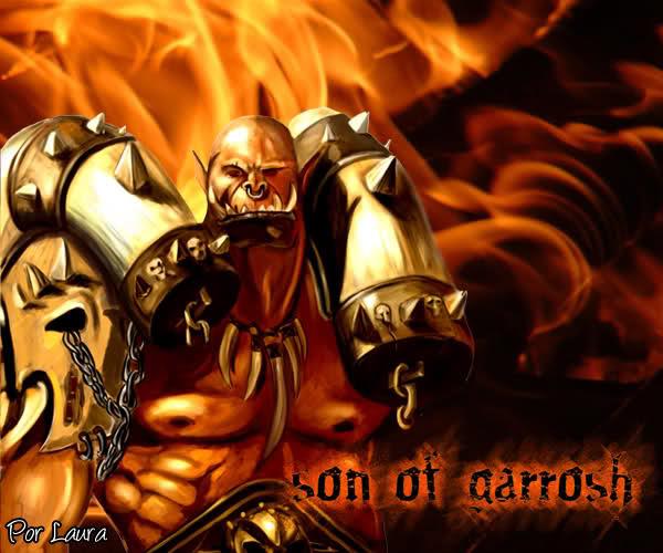 SON OF GARROSH