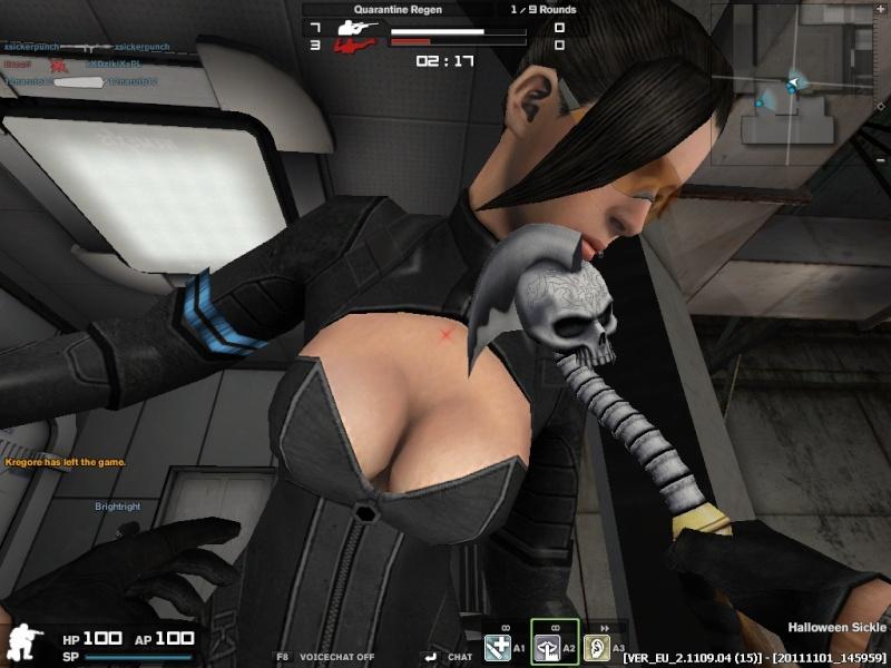 Combat Sex 47