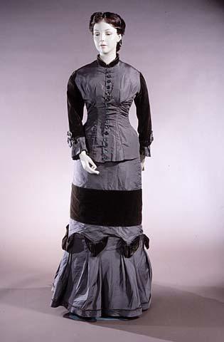 vetement femme 1880