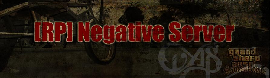 [RP] Negative Server