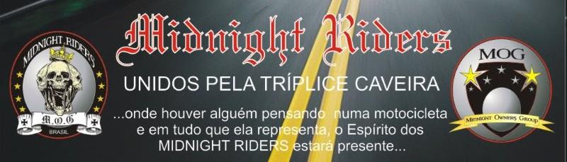 MIDNIGHT RIDERS - Original, Primeiro e Único !!!