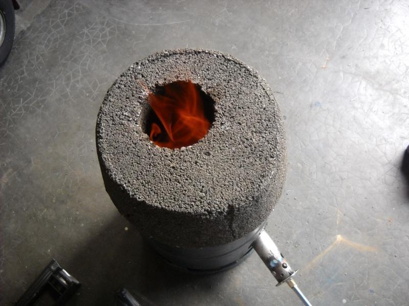 Super Four de fonderie alu et laiton NB37