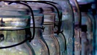 Bouteilles anciennes du Québec