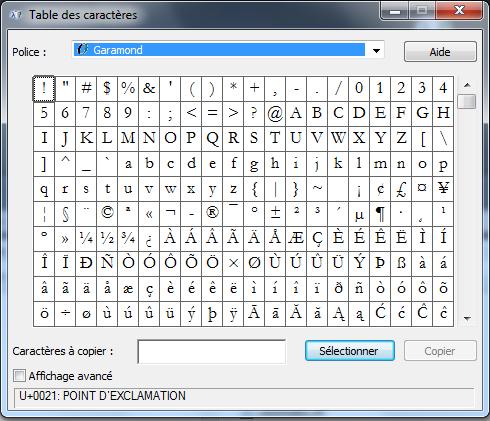 comment faire à majuscule sur mac