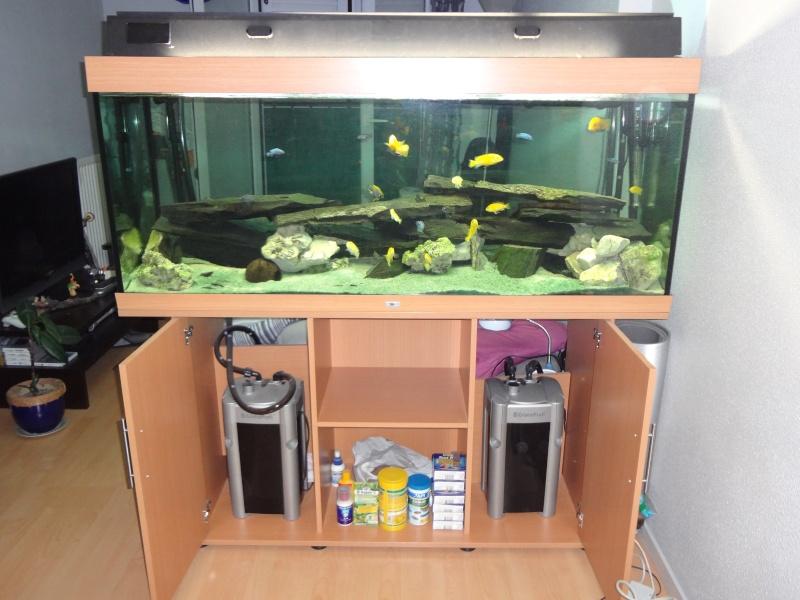 Vend aquarium juwele rio 400 06 for Vend aquarium