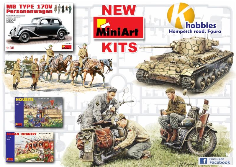 Minicraft Models