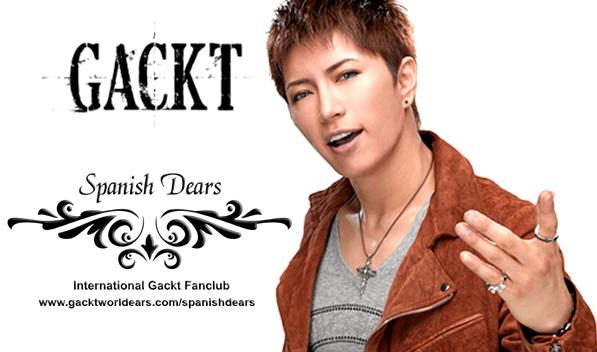 =Gackt Spanish Dears= FORO