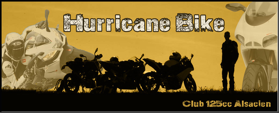 Hurricane Bike 125 - Alsace -